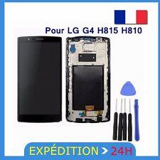 Écran LCD + Vitre Tactile Avec Cadre Pour LG G4 H815 H810 Noir Avec Outils