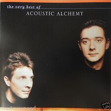 Acoustic Alchemy - The Very Best of (CD 2002 Universal) Near Mint 9.5/10