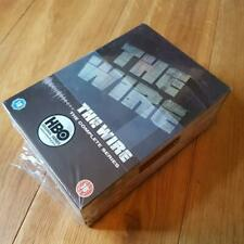 The Wire - Series 1-5 - Complete (DVD, 2008, 24-Disc Set, Box Set) NEW sealed