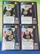 Dragon Ball Z DBZ CCG TCG Panini Custom Proxy Foil King Kai Level 1-4 MP Set