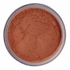 Mineral Makeup Warmth Face Colour Blusher Cinnamon Get Natural Glow Bare Cover