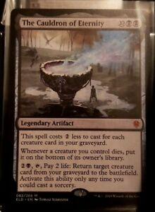 MTG Magic The Cauldron of Eternity Throne of Eldraine