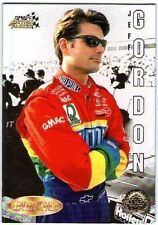JEFF GORDON 1996 Action Packed Credentials Leader of the Pack Card #8 Hendrick