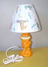Vintage 1981 Garfield Lamp New Old Store Stock Prestigeline