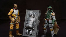 """Star Wars family Guy  5"""" pre-finished Carbonite cast Peter Griffin Han Solo"""