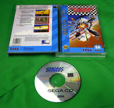 Racing Aces •Sega Genesis CD CDX System/Console by Hammond & Leyland •1993 CIB
