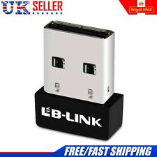 NUOVO USB 150MBPS WIFI Adattatore Wireless 802.11 B G N Rete LAN DONGLE ADAPTER