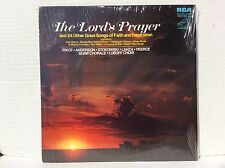 VARIOUS:The Lord's Prayer 24 Other Great Songs of Faith & Inspiration 2 LPs 1971
