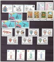S15543) Vatican MNH 1979 Complete Year Set 23v