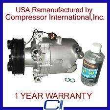 05-15 Frontier 4.0L,05-14 Xterra 4.0L,09-12 Equator OEM Reman A/C Compressor