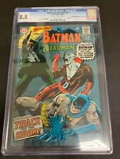 BRAVE AND THE BOLD #79 * CGC 8.5 * (DC, 1968) NEAL ADAMS COVER & ART!!  DEADMAN!