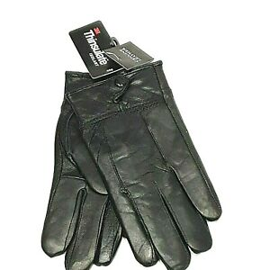 Ladies Genuine Leather Gloves 3M Thinsulate Insulated Thermal Lined Winter Gift