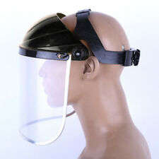 New Safety Protective Clear Head-mounted Face Eye Shield Screen Grinding