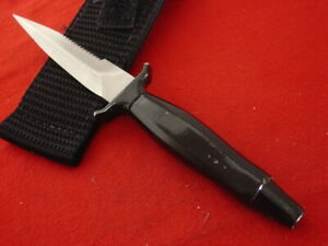 """Gerber USA 10"""" Serial Number only Fixed Blade Dagger Sheath Knife"""