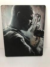 Call of Duty Black Ops 2 PS3 endurecido Edición Steelbook Metal Estuche Y Juego