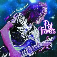 Pat Travers - Live at the Bamboo Room [New CD]