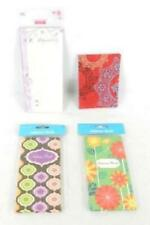Lot Of 4 Notebook Address Books Magnet Notepad Paper Craft Primary Colors Studio