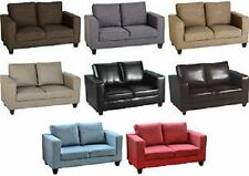 Faux Leather Up to 2 Seats Sofas