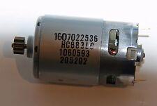 Motor Bosch corriente continua motor psr 12-2 2609199137 (1607022536) orginal