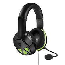 Xbox One Headset Ear Force XO Three Turtle Beach Nell'imballaggio Ottimo stato U