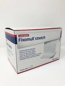Fixomull stretch 20 meter X 15 centimeter