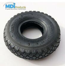 MDI Trolley Tyre- 3.00-4 (260x85mm Tyre) Fishing Trolley Tire, Sack Truck, Cart