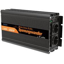 1500 Watt 3000w Onda Sinusoidale pura Potenza Inverter 12v 230v Convertitore