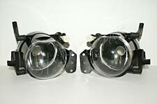 2004-09 BMW 5 Series E60 E61 M5 M-package Fog Driving Lights LEFT + RIGHT PAIR