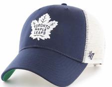 Toronto Maple Leafs Cap NHL Eishockey Cap 47 Brand Kappe Trucker Style