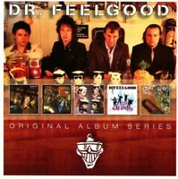 DR.FEELGOOD - ORIGINAL ALBUM SERIES  5 CD NEW!