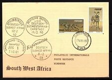 South West Africa Cover Dordabis 29.08.1985 Philatelic Cover