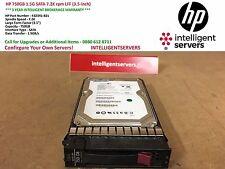 HP 750GB 1.5G SATA 7.2K rpm LFF (3.5-inch)  * 432341-B21 *