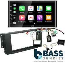 Landrover Discovery TD4 JVC DAB Bluetooth Car Stereo Harman Kardon Steering Kit