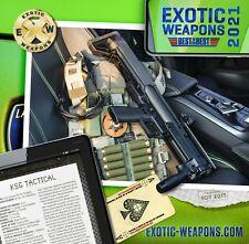Exotic Weapons 2021 Gun Calendar Soldier Sailor Marine LEO Shooter Airsoft gift