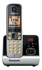 Panasonic Cordless Phone Answer Machine Home Landline Digital DECT Office House