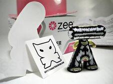 "ZEE - Femdom ZEEX - Series Designer 1 - 2.5""  Characterstation pink & white"