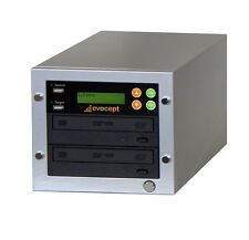 Evocept CopyBlast Ultimate Dvd/cd Duplicator 1 Drive Tower & USB Copy PN ECU2401