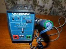 Gesswein Power Hand 2 II Micromotor with Z-55X Handpiece 55,000 RPM, Model C-151