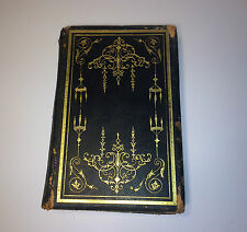 Rare Antique Book A Haunted Student - Romance of the 14th Century 1st Edition!