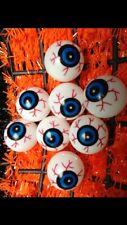 halloween 8 X severed eye balls - Great Fun Prop