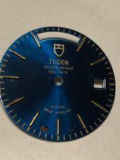 Quadrante Tudor Blu Dial DATE DAY 29mm (diameter) For Tudor Watch 36 mm