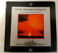 Smithsonian: Inside Hawaiian Volcanoes, On LaserDisc