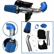 """4"""" Cold Air Intake Pipe/Kit & Heat Shield For 99-06 GMC/Chevy V8 4.8L/5.3L/6.0L"""