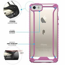 POETIC Affinity Series Thin TPU Case For iPhone SE /  iPhone 5 /  iPhone 5s