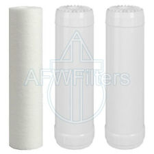 3-Stage Activated Alumina & KDF55 Filter Kit (for CF3-2510-AA55SD)