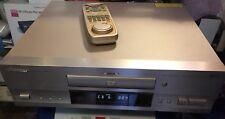 Lecteur Cd Audiophile PIONEER Dv-717 / Lecteur DVD.. Champagne