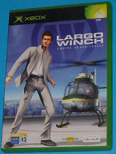 Largo Winch - Microsoft XBOX - PAL