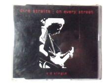 DIRE STRAITS On every street cd single GERMANY SLIMCASE