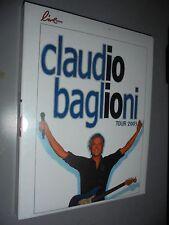 DVD N°6 CLAUDIO BAGLIONI LIVE STORY TUTTO IN UN ABBRACCIO TOUR 2003 GAZZETTA