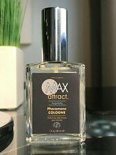 Max Attract Hypnotic Pheromone Cologne for Men
